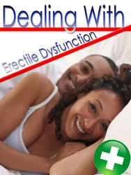 Dealing With Erectile Dysfunction