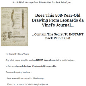 Alternative Treatments for Lower Back Pain