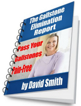 The Gallstone Elimination Ebook by David Smith
