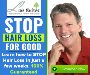 Hair Loss Holistic Treatments