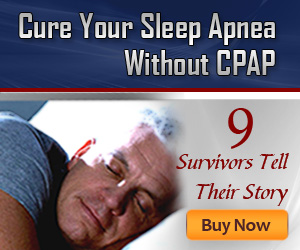 Stop Sleep Apnea Naturally