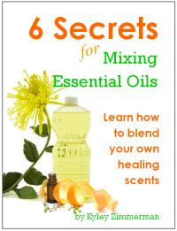 Essential Oils Reference Book